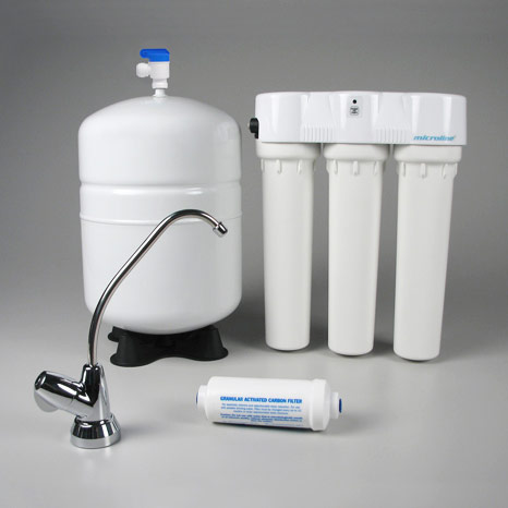 Schaefer Soft Water installs Reverse Osmosis systems